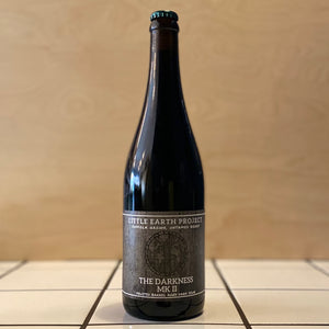 Little Earth Project, The Darkness Mk II, Fruited BA Dark Sour, 8.5%