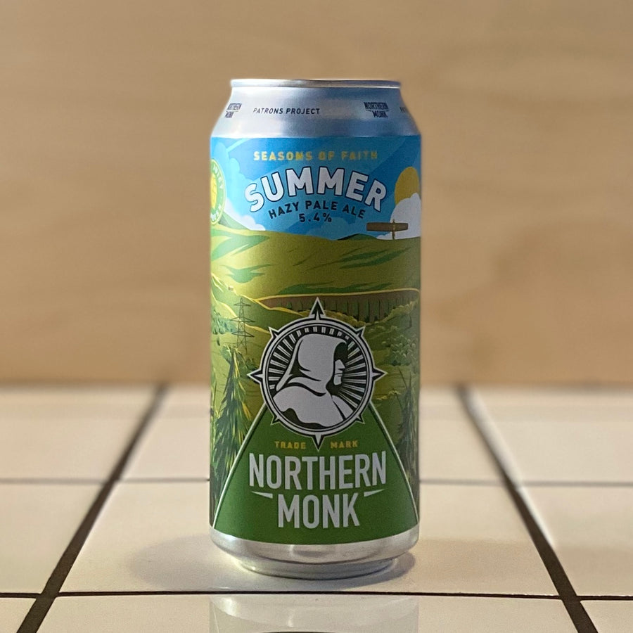 Northern Monk, Seasons of Faith: Summer, Pale Ale, 5.4%