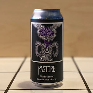 Pastore, Blackcurrant Waterbeach Weisse, Sour Ale, 4.5%
