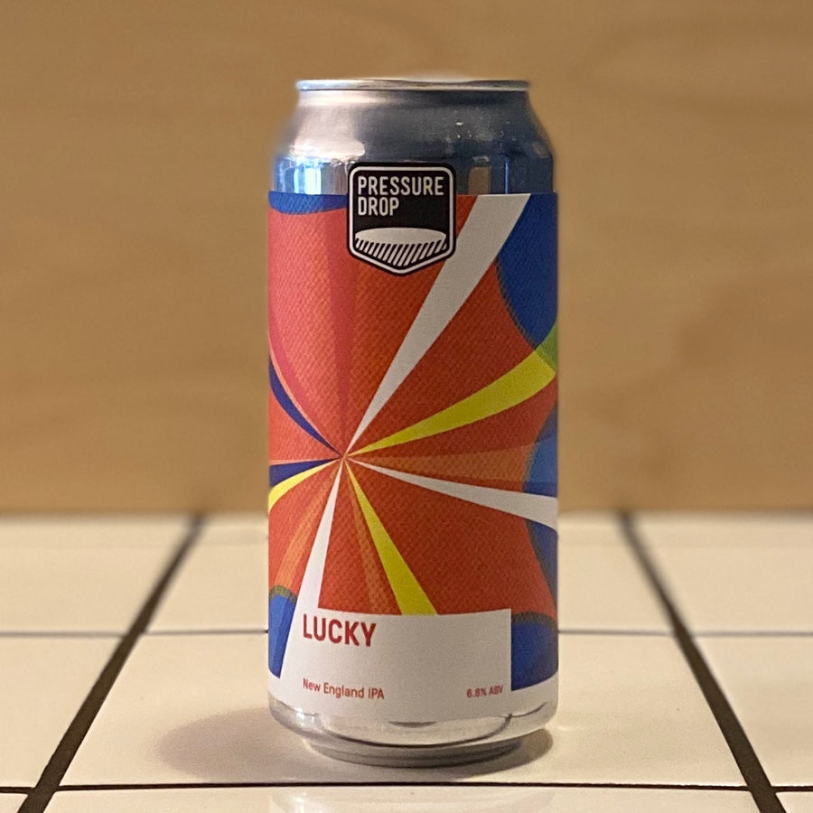 Pressure Drop, Lucky, NEIPA, 6.8%