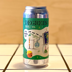 Verdant x Deya, Degrees, DIPA, 8%