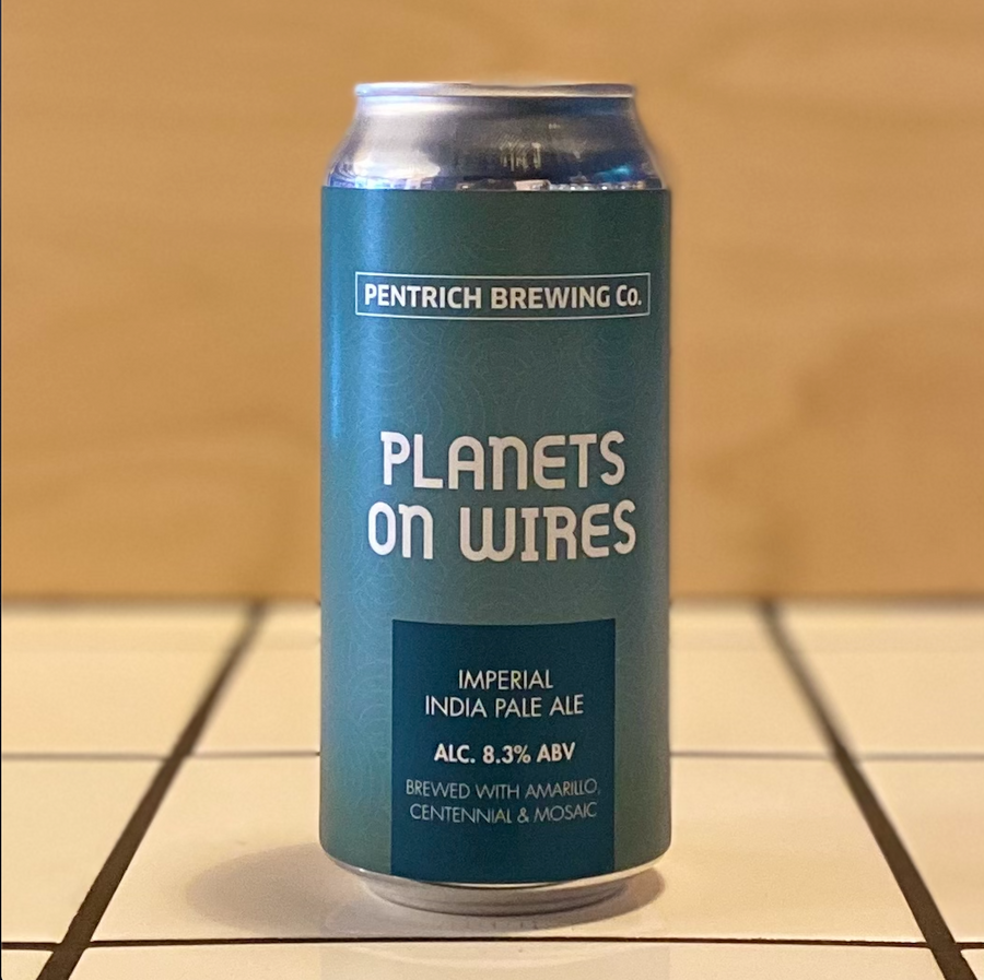 Pentrich Brewing Co, Planets of Wires, 8.3%
