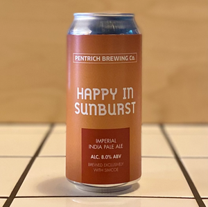 Pentrich Brewing Co, Happy In Sunburst, 8%