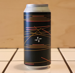 North Brewing x Donzoko, Dark Lager, 4.5%