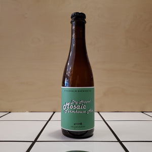 Stockholm Brewing Co., Dry Hopped Mosaic Farmhouse Ale, 5.8%