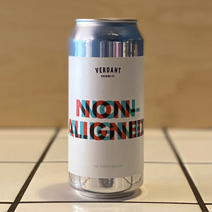 Verdant, Importance of Being Non-Aligned, IPA, 6.5%