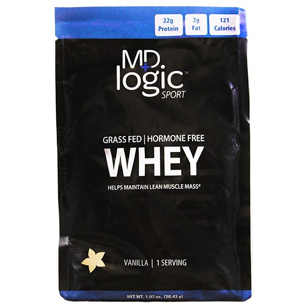 Grass Fed Whey - 12 Packets