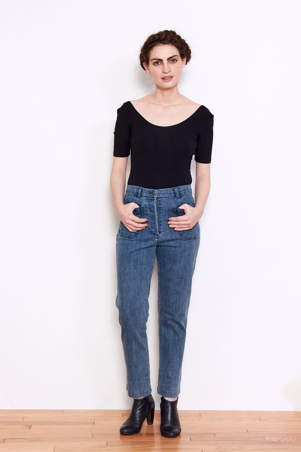 Loup Anna Jeans in Light Indigo