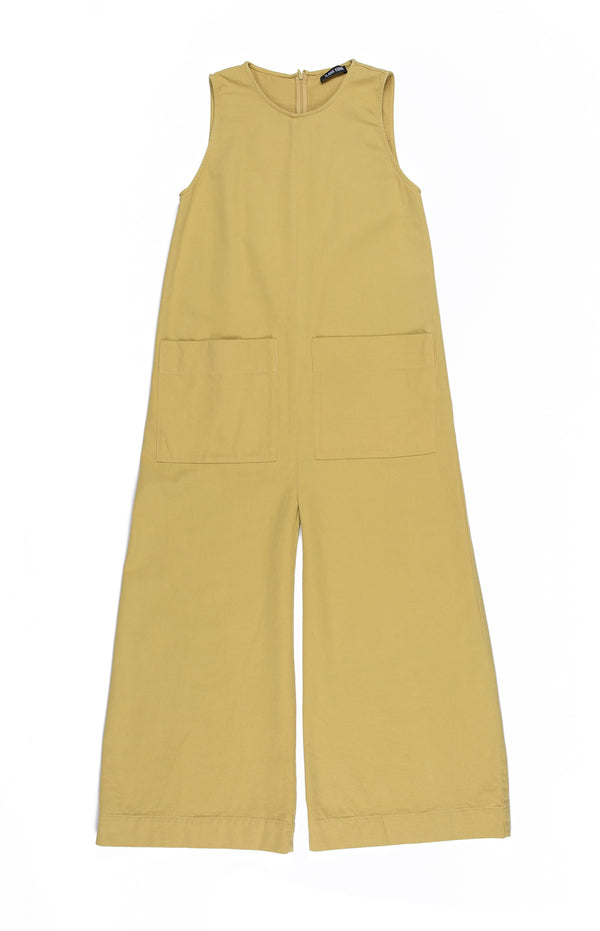 Ilana Kohn Harry Jumpsuit in Ochre
