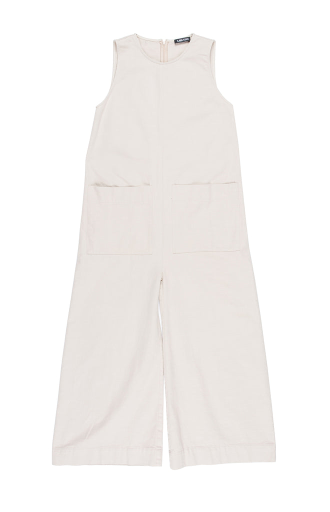 Ilana Kohn Harry Jumpsuit in Toast available at Personnel of New York
