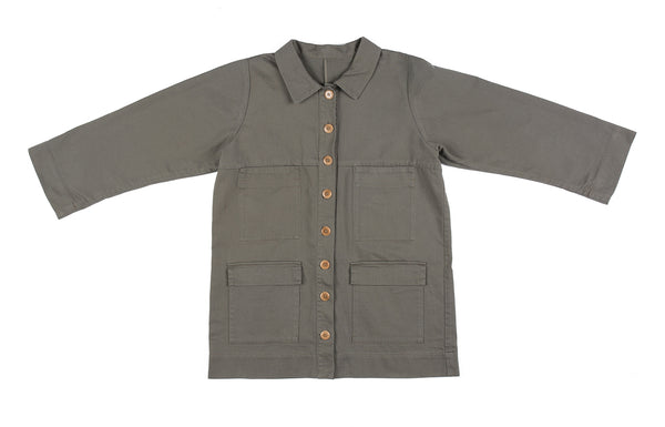 Ilana Kohn Mabel Jacket in Peat