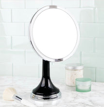 Load image into Gallery viewer, Sensor Led Lighted Makeup Vanity Mirror 8""