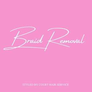 Braid Removal