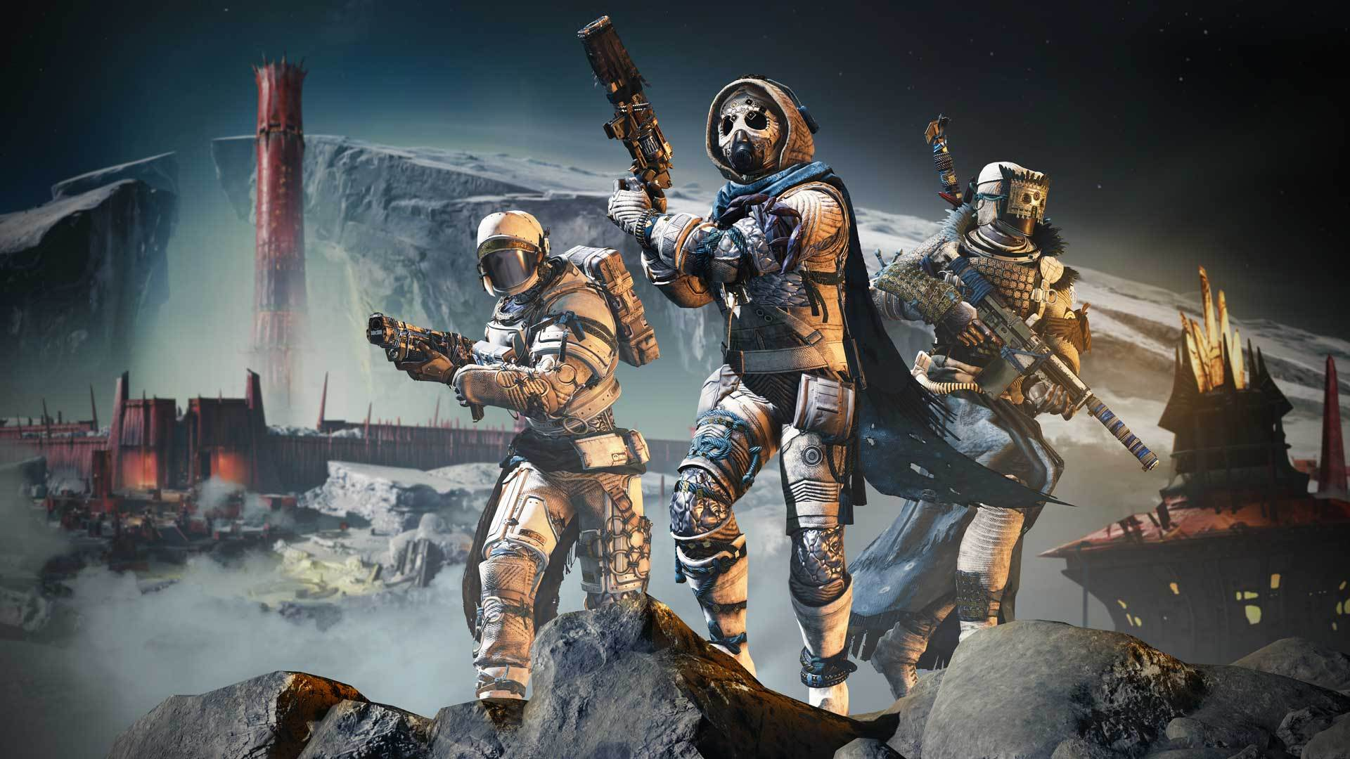 Destiny 2: Shadowkeep (Steam Code for PC) – Bungie Store