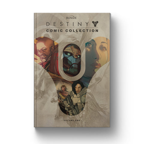 PREORDER: Destiny Comic Collection, Volume One