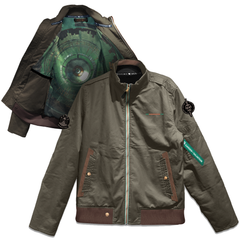 PREORDER: Bungie Rewards Destiny 2: Shadowkeep Garden of Salvation Raid Jacket (Ship Date TBD)