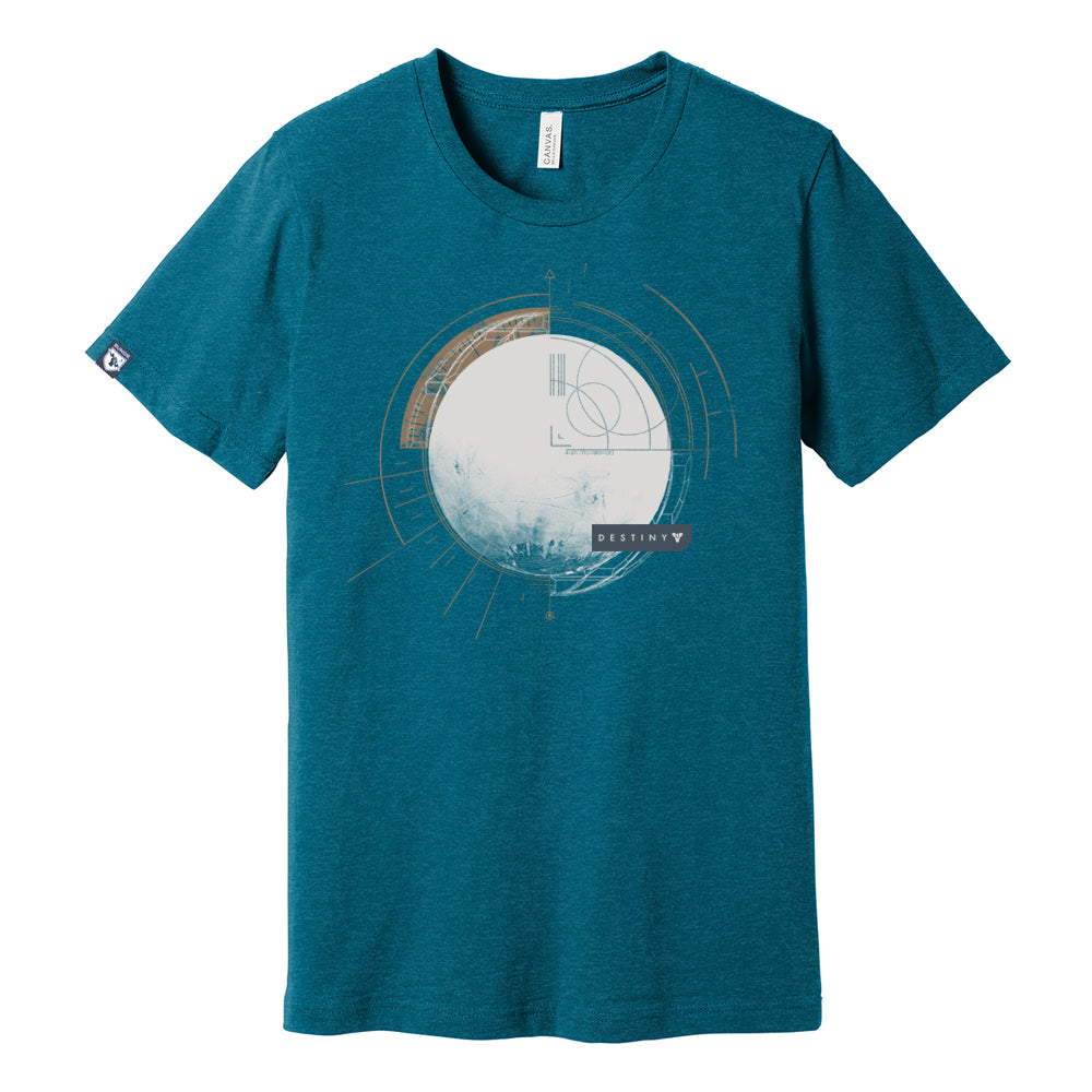 Traveler Compass T-Shirt