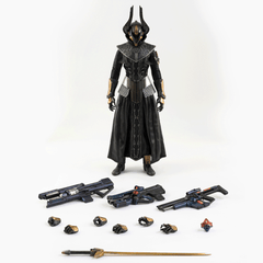 PREORDER: ThreeZero Destiny 2 - Warlock Mercury Vex Chrome Shader 1/6 Scale Collectible Figure