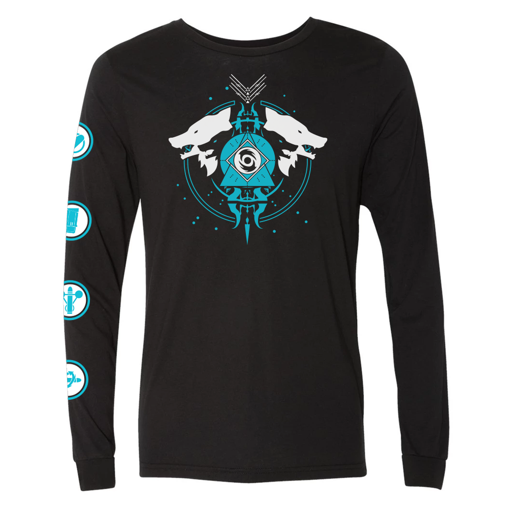 PREORDER: Bungie Rewards - BrayTech Werewolf Long Sleeve T-Shirt