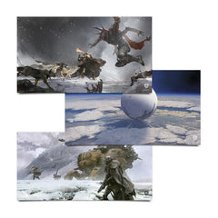 Museum-grade Destiny Art Prints by Cook and Becker