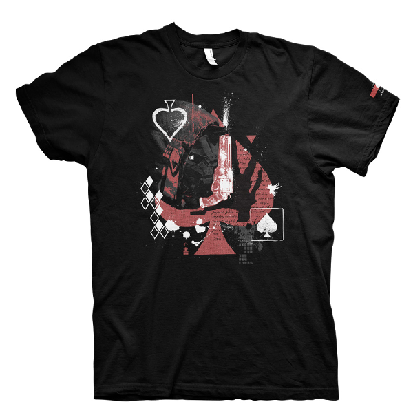 b536978b22a PREORDER  Bungie Rewards - Ace of Spades Quest T-shirt – Bungie Store
