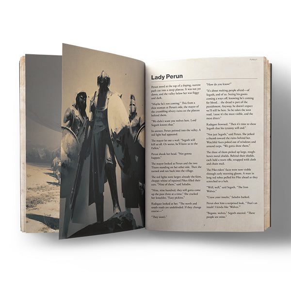 PREORDER: Destiny Grimoire Anthology, Volume II: Fallen Kingdoms