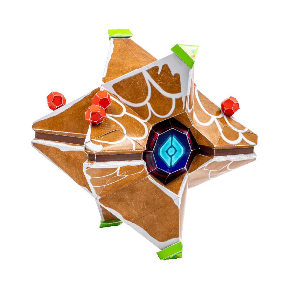 Bungie Rewards The Dawning Papercraft Confectionery Ghost Shell