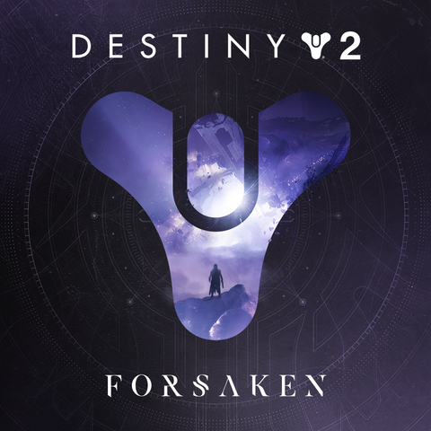 Destiny 2: Forsaken (Steam Code for PC)