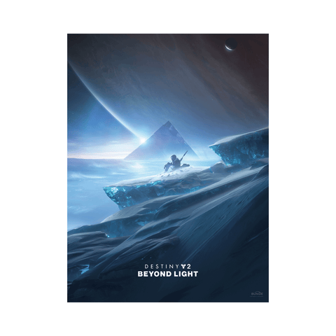 Destiny 2: Beyond Light Key Art Poster