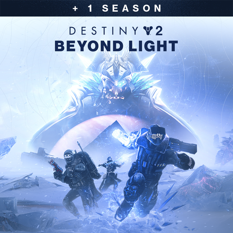DESTINY 2: BEYOND LIGHT+ SEASON EDITION (STEAM CODE FOR PC)