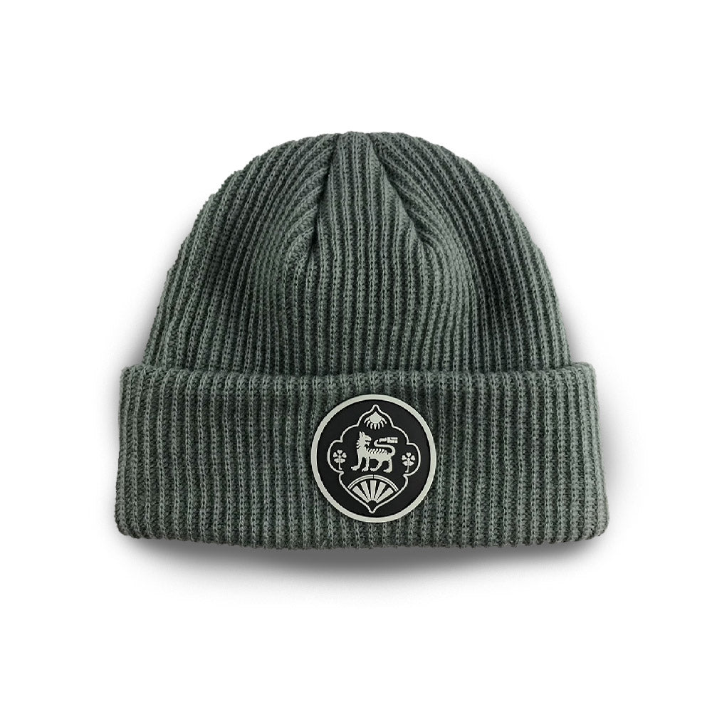 Badge of the Frozen Frontier Beanie