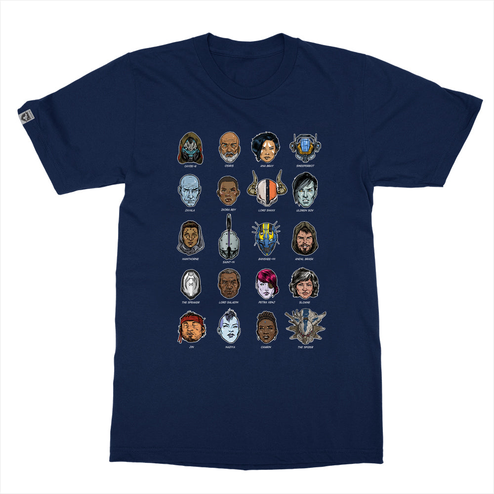 Destiny Comic Collection T-shirt