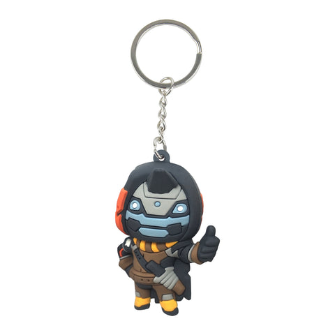 Cayde-6 Keychain - Officially Licensed