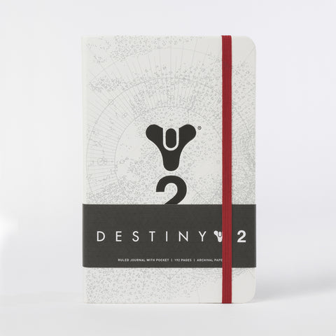 Destiny 2 Hardcover Journal