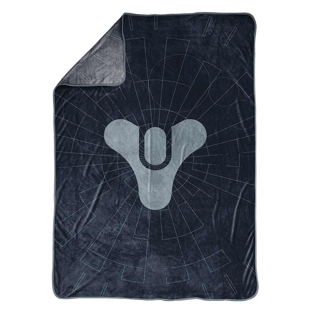 Destiny Tricorn Silk Touch Blanket