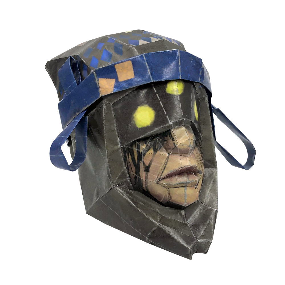 Bungie Rewards - Eris Morn Papercraft Mask Set