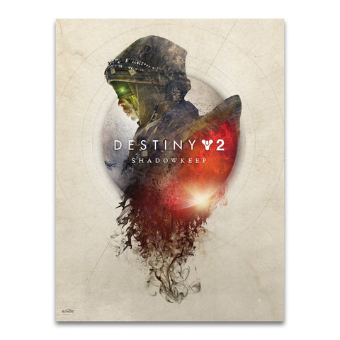 Destiny 2: Shadowkeep Key Art Poster