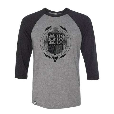 Guardian Crest Raglan T-Shirt