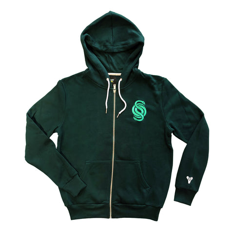 Gambit Glow in the Dark Hoodie by Insert Coin