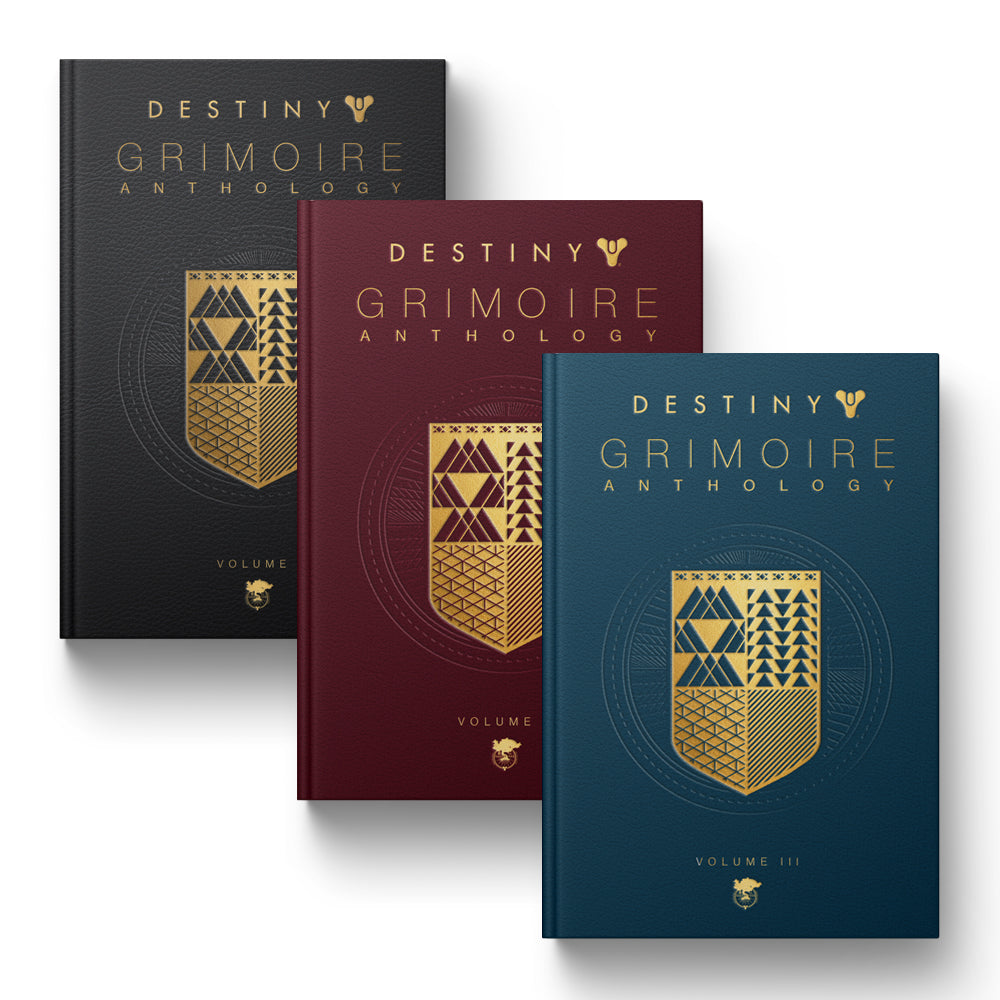 Destiny Grimoire Bundle