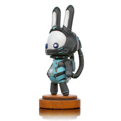 Jade Rabbit Collectible Figurine