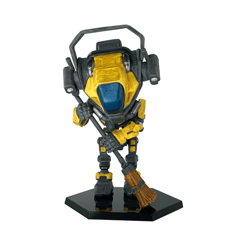 Destiny Vinyl Figure - Sweeper Bot