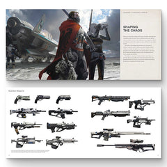 Art of Destiny Book
