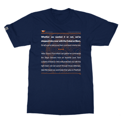 Cabal on Mars T-shirt