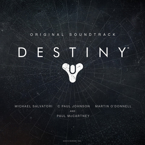 Destiny Original Soundtrack Digital Edition