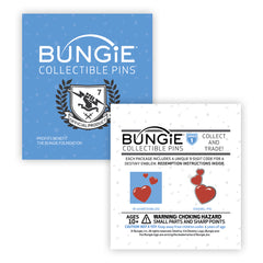Destiny 2 Bungie Foundation Collectible Pin with Emblem