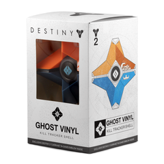 Ghost Vinyl - Kill Tracker Shell
