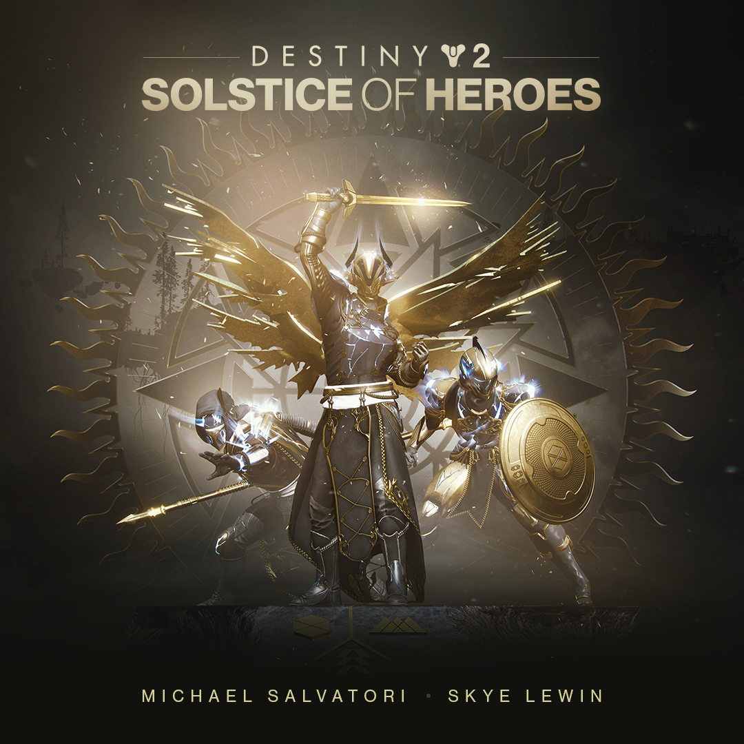 Bungie Rewards Destiny 2: Solstice of Heroes (2020) Soundtrack