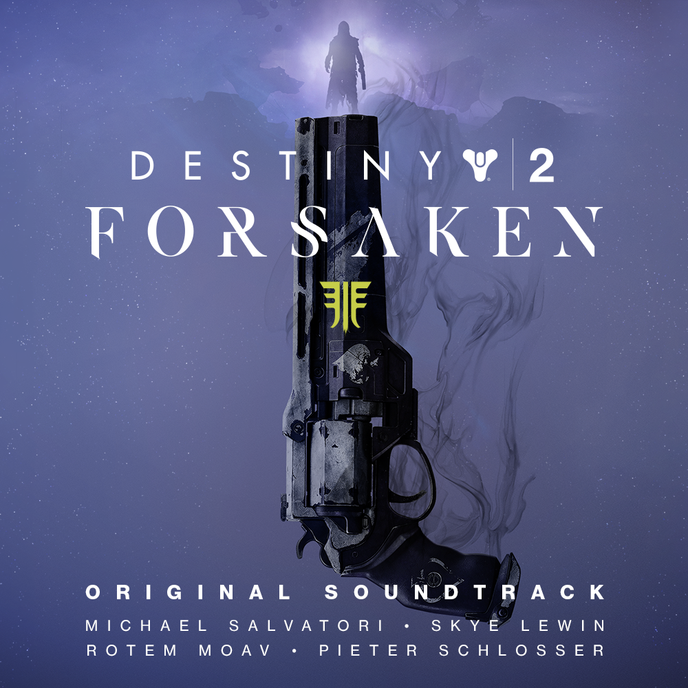 Destiny 2: Forsaken Original Soundtrack Bungie Store Digital Edition