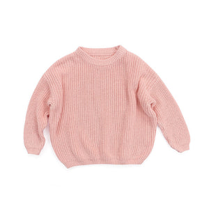 Perfectly Pink Sweater